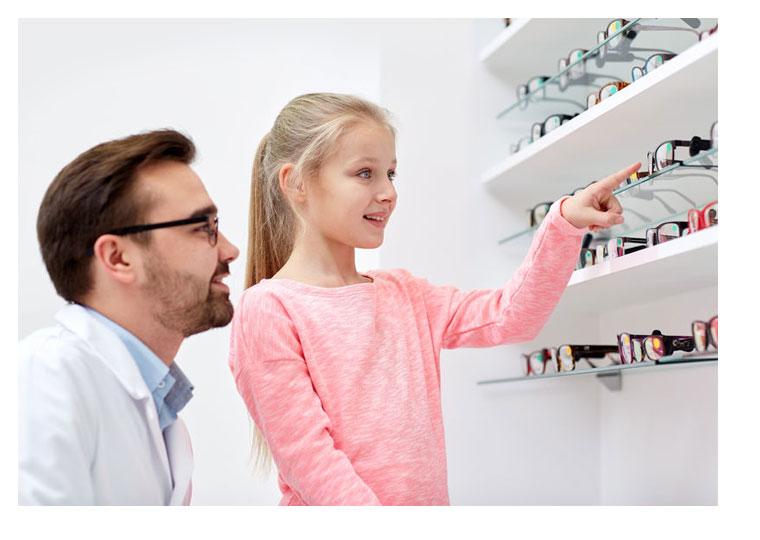 Abbotsford Children's Glasses